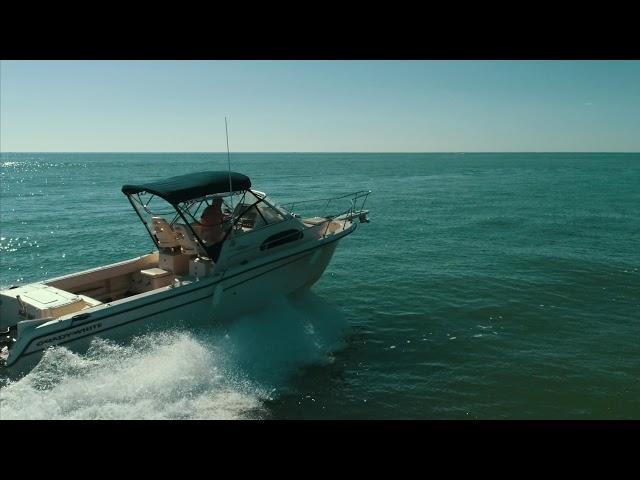 Grady White Sailfish 282- Drone Showcase