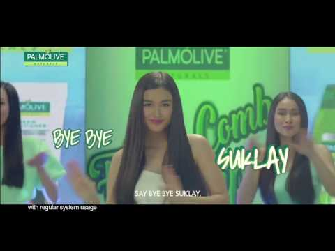 Liza Soberano sings Bye Suklay in the Palmolive Naturals Finger Comb Rap (Full Video)