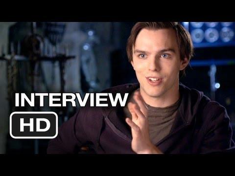 Jack the Giant Slayer Interview - Nicholas Hoult (2013) - Adventure Movie HD