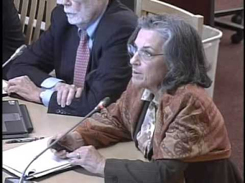 Senate Informational Hearing on National Freight Policy 3/1/2011