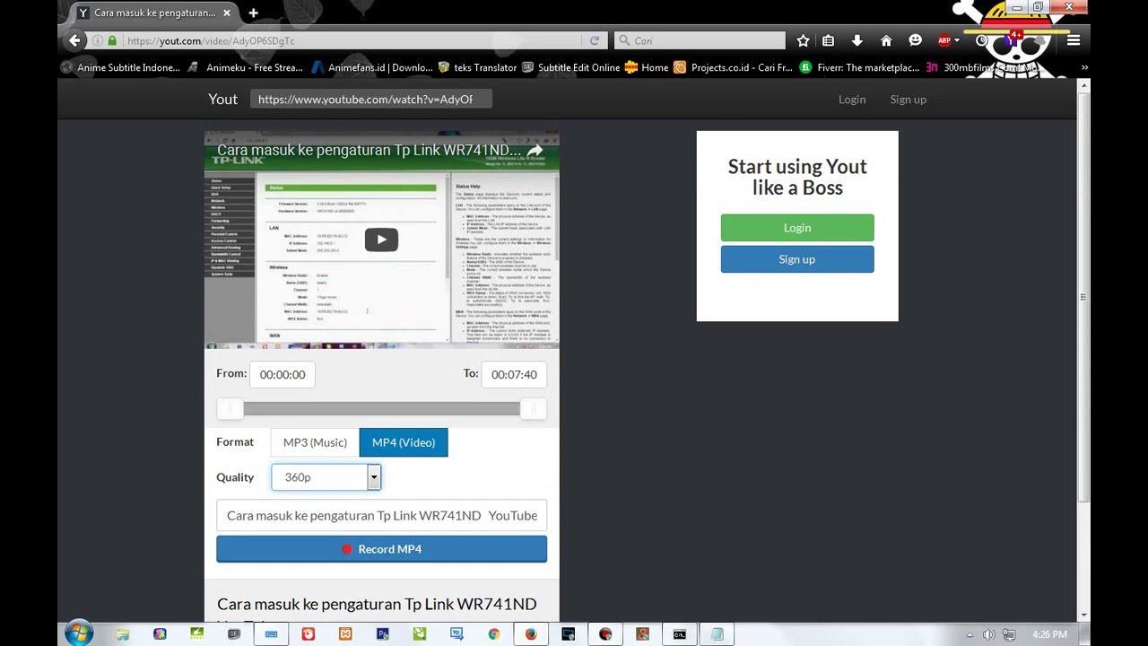 Cara Download Video Dari Youtube Tanpa Idm Youtube