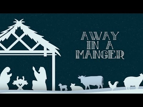 Away In A Manger (Preview) - Children's Christmas Lyric Video