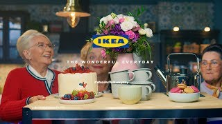 "IKEA - Spinning Cups - TV Advert 20"" #WonderfulEveryday"