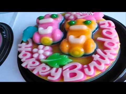 How to make Jelly - เค้กวุ้นวันเกิด