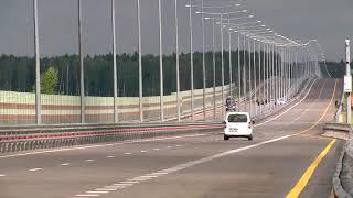 В России подешевел проезд по платным трассам