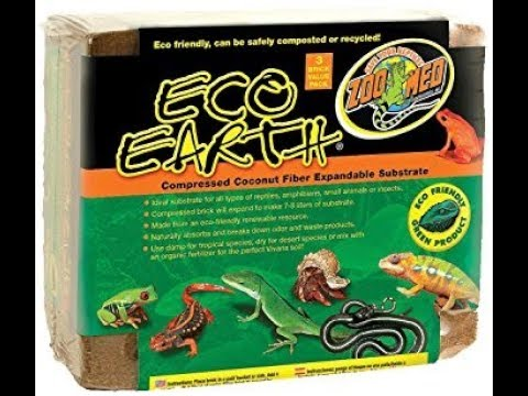 How to set up : eco earth substrate