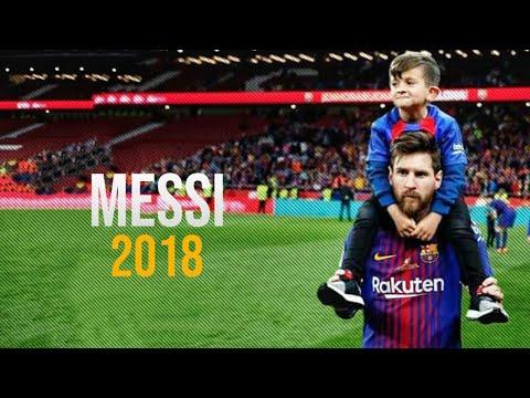 Lionel Messi 2018 👑 ●[RAP]● Stand By - Campeón Copa Del Rey - (Motivación) - HD