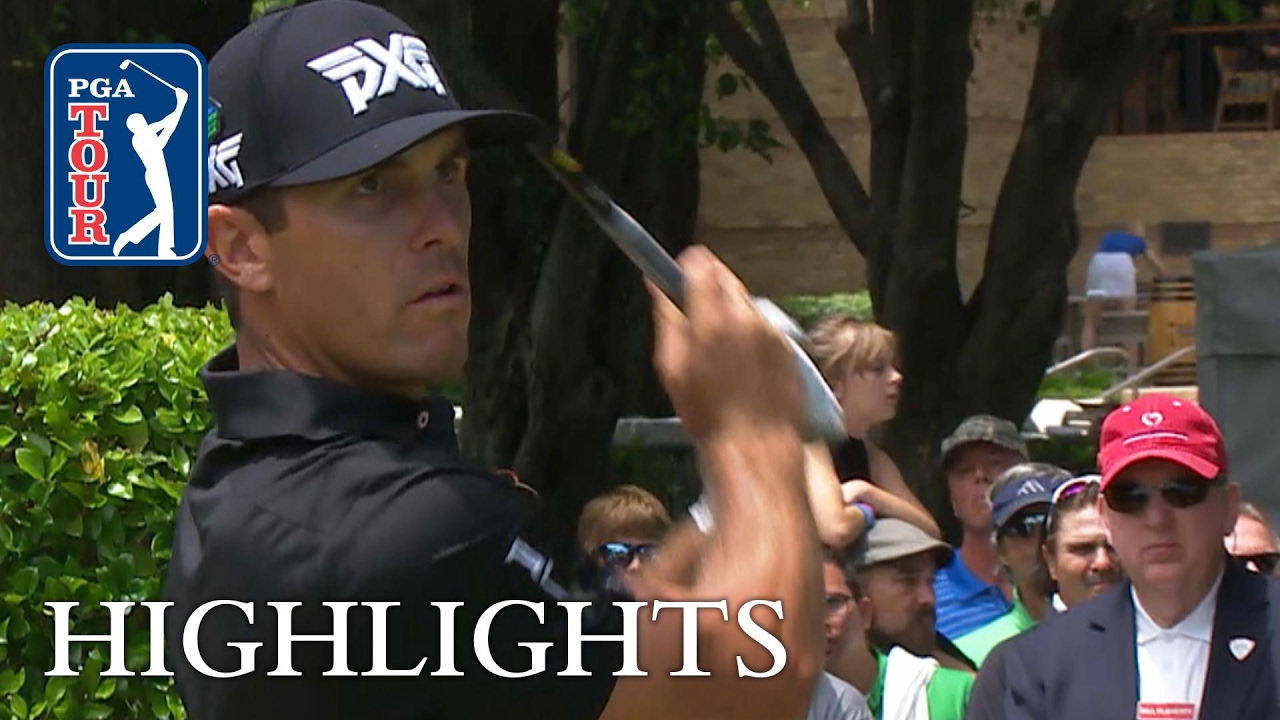What Billy Horschel said after winning the Byron Nelson
