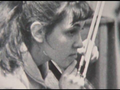 Natalia Gutman documentary / Наталия Гутман. Фрагменты сезона - video 1986