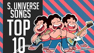 Repeat youtube video Top 10 Best Steven Universe Songs