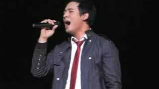 ERIK SANTOS - This Is The Moment - @Kapamilya Concert in Tokyo 2008