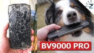 Blackview BV9000 Pro Durability Test - Weapons, Spinning KICK, RABID DOG