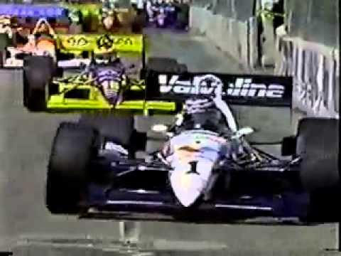 IndyCar Denver 1991 Part 2