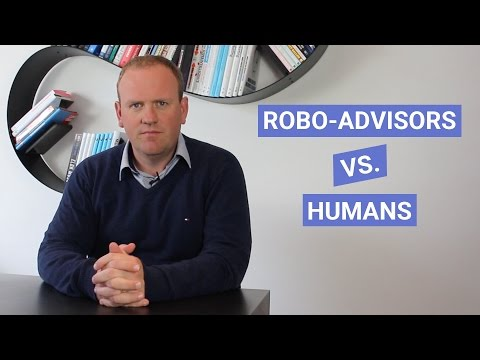 The future of financial services: robo advisors versus human