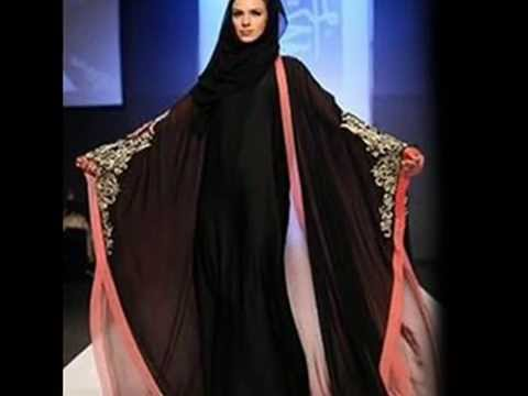 Unique Stylish Abaya Dubai Design 2015