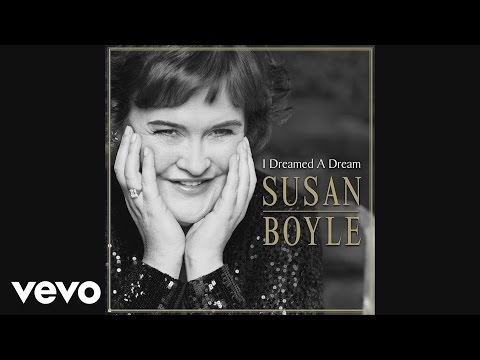 Susan Boyle - Up to the Mountain (Audio)