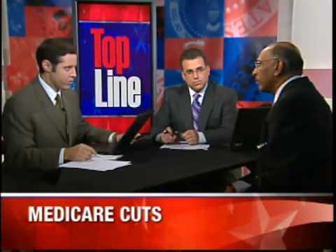TOP LINE: Michael Steele: Health Care, Kennedy, CIA and 2012