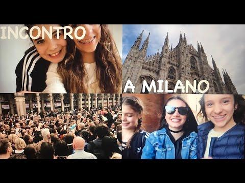 INCONTRO A MILANO || Vlog 18-19/03/2017