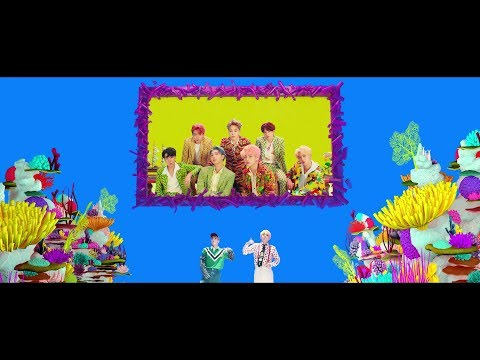"BTS Drops Official Music Video For ""Idol"" Featuring Nicki Minaj"