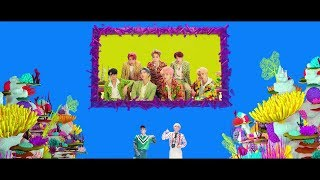BTS IDOL MV