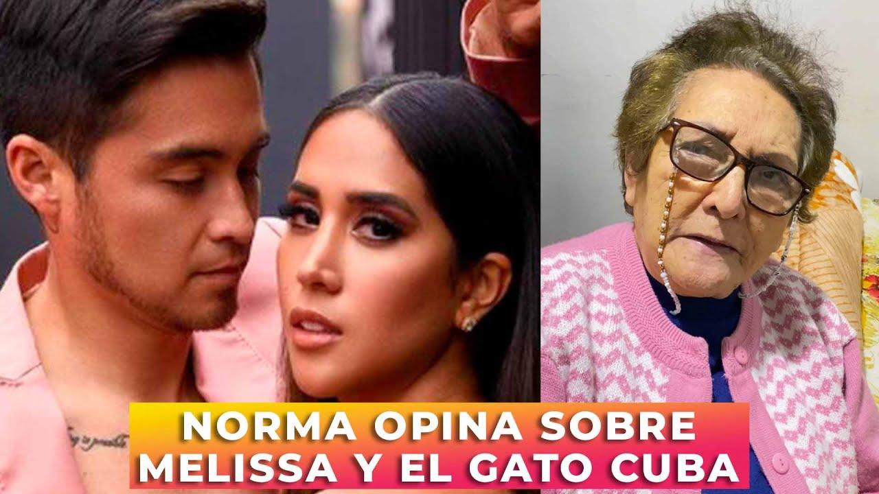 LA ABUELA NORMA OPINA SOBRE MELISSA Y EL GATO CUBA