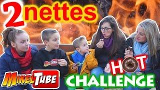 HOT CHALLENGE 2 Reto Donettes en el parque!