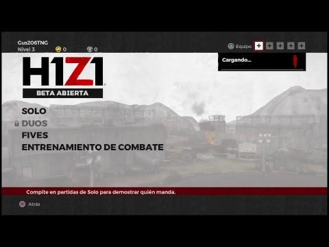 H1z1 Beta / Gus206TNG / Ps4pro