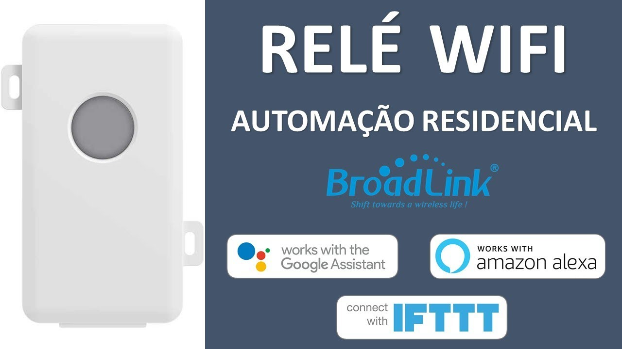 Broadlink SC1 WIFI Relay for Residential Automation - Compatible Google  Home, Amazon Alexa and IFTTT
