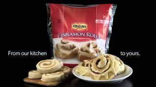 Rhodes Bake-N-Serv Cinnamon Rolls