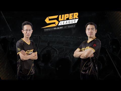 [27.05.2017] Hoàng Thiện vs Trí Nhân [SuperLeague 2017]