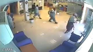 Bank Robbery CCTV Came In Pakistan -2017 VIDEO