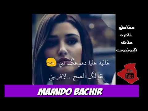 لا عمري بكيت لشفت دموعي 😢 By Mamido Bachir
