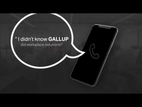 Gallup Brand Campaign