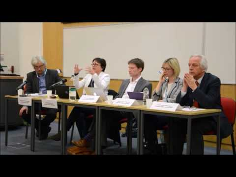 Roundtable on Brexit and the Future of European Political Science, 2017 ECPR Joint Sessiosn