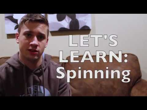 Part-Time Learner     Pillow Spinning