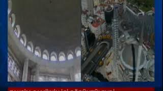 Beyoğlu Belediyesi Taksim Camii 39 nin İçi Görüntülendi Trt Haber