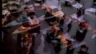 1992 Micro Machines Deluxe Commercial