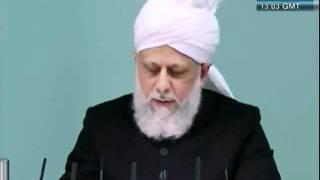 QADIANI-khalid-persenting-khutba-juma-15-04-2011 Corruption among Muslim leadership and solution c5