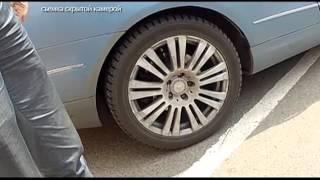 Лиса рулит - Востановленный Mercedes E-Klass