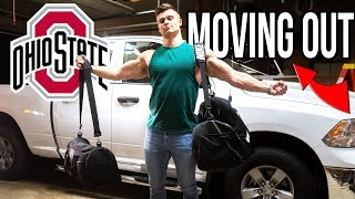 MOVE OUT DAY at Ohio State!!