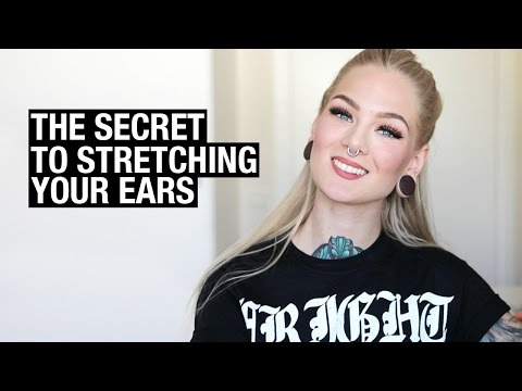 Stretching Your Ears: Do's & Don'ts | Katrin Berndt