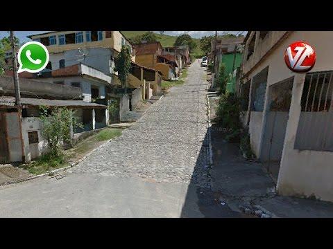 WhatsApp TV Voz - Preso e arma apreendida no bairro Getúlio Vargas