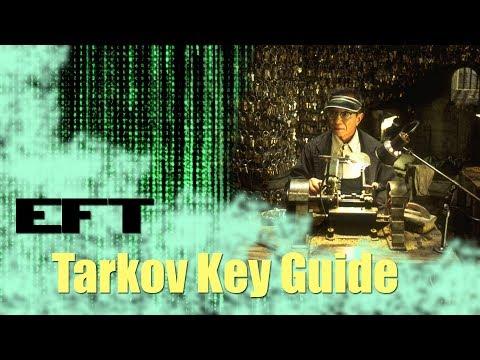 Escape from Tarkov - Schlüssel Guide [Ger] [Deutsch]