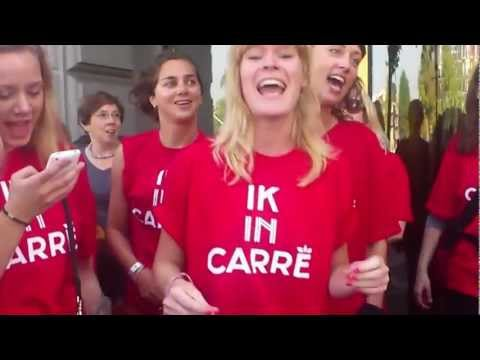 For Love - In front of Carre (Jenny Lane Group) Duizend Stemmen