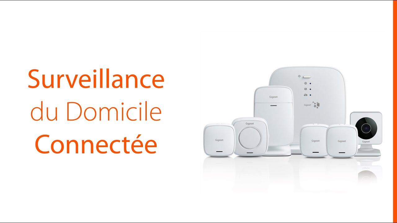 surveillance video domicile iphone