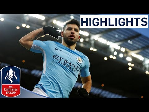 Manchester City 4-1 Burnley Official Highlights | Aguero Bags a Brace! | Emirates FA Cup 2017/18