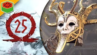PART 25 - FREE THE VALKYRIES | God of War Let's Play