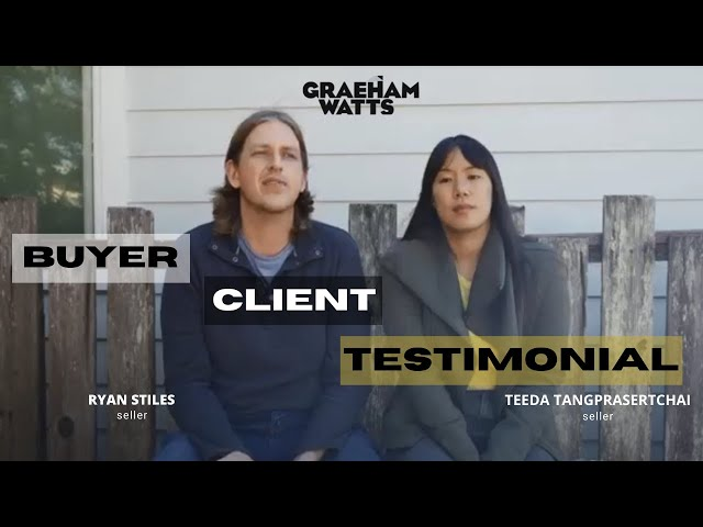 Buyer Clients Testimonial by Ryan and Teeda