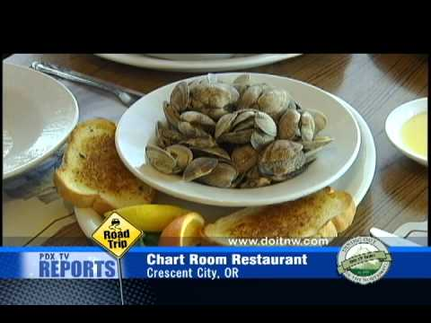 Dining Out in the Northwest: Chartroom Restaurant - Crescent City, California (2)