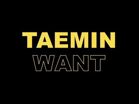 TAEMIN 태민 'WANT' ALBUM RUN-THROUGH Mp3